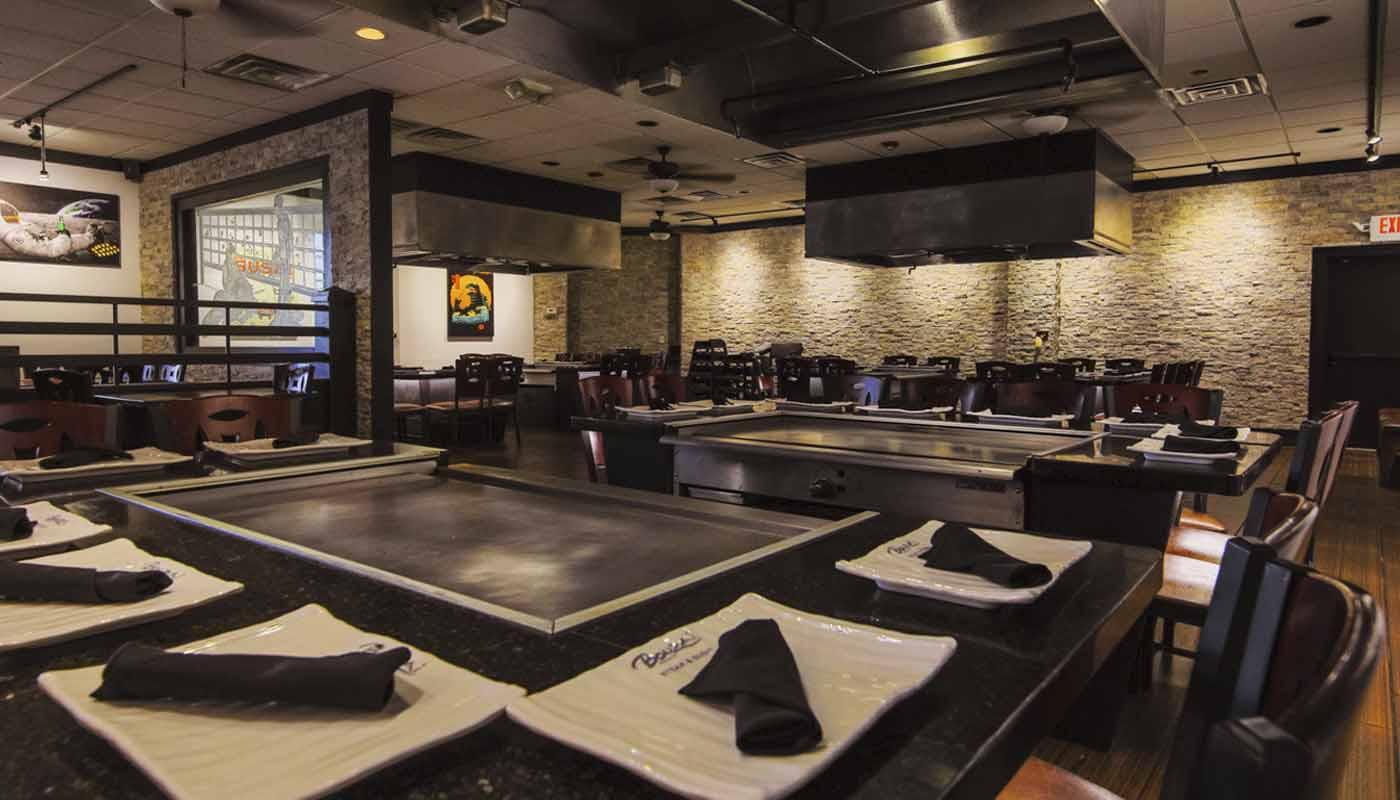 Bonzai Japanese Steak And Sushi Kerrville Texas